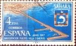 Sellos de Europa - España -  Intercambio cxrf 0,25 usd 4 p. 1967