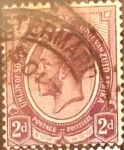Stamps South Africa -  Intercambio 0,20 usd 2 p. 1913