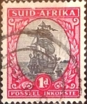Sellos del Mundo : Africa : Sudáfrica : 1 p. 1926