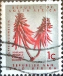 Stamps : Africa : South_Africa :  1 cent. 1961