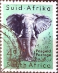Stamps South Africa -  Intercambio 0,20 usd 4 p. 1954