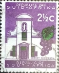 Stamps South Africa -  Intercambio 0,20 usd 2,5 p. 1961