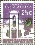 Sellos de Africa - Sudáfrica -  Intercambio 0,20 usd 2,5 p. 1964