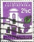 Sellos del Mundo : Africa : Sudáfrica : 2,5 p. 1964
