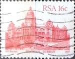 Sellos de Africa - Sudáfrica -  Intercambio 0,20 usd 16 p. 1987