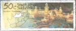 Sellos del Mundo : Africa : Sudáfrica :  Intercambio pxg 0,60 usd 50 cent. 1995