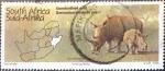 Sellos del Mundo : Africa : Sudáfrica :  Intercambio pxg 0,70 usd 60 cent. 1995