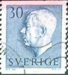 Sellos de Europa - Suecia -  Intercambio 0,20 usd 30 o. 1957