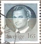 Stamps : Europe : Sweden :  Intercambio 0,20 usd 1,65 k. 1984