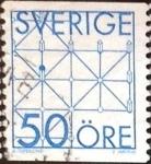 Sellos de Europa - Suecia -  Intercambio 0,20 usd 50 o. 1983