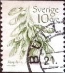Sellos del Mundo : Europa : Suecia : Intercambio 0,20 usd 10 o. 1983