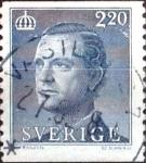 Sellos de Europa - Suecia -  Intercambio 0,20 usd 2,20 k. 1988