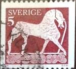 Sellos de Europa - Suecia -  Intercambio 0,20 usd 5 o. 1973