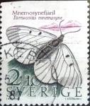 Stamps Sweden -  Intercambio pxg 0,20 usd 2,10 k. 1987