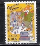 Stamps : Europe : Italy :  Libros para la Infancia: Geronimo Stilton