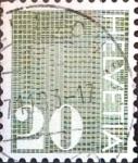 Sellos de Europa - Suiza -  Intercambio 0,20 usd 20 cent. 1970