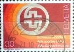 Sellos de Europa - Suiza -  Intercambio 0,20 usd 30 cent. 1974