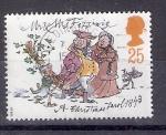 Sellos de Europa - Reino Unido -  150 Aniversario de