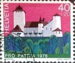Sellos del Mundo : Europa : Suiza : Intercambio 0,30 usd 40 + 20 cent. 1976