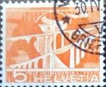 Sellos de Europa - Suiza -  Intercambio 0,20 usd 5 cent. 1949