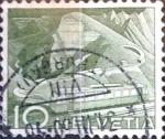 Stamps Switzerland -  Intercambio 0,20 usd 10 cent. 1949