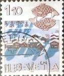 Sellos de Europa - Suiza -  Intercambio 0,30 usd 1,10 fr. 1982