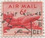 Stamps United States -  Scott Nº C39 Aereo