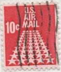 Sellos de America - Estados Unidos -  Scott Nº C72 Aereo