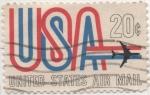 Stamps United States -  Scott Nº C75 Aereo