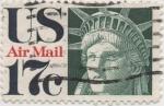 Sellos de America - Estados Unidos -  Scott Nº C80 (1) Aereo