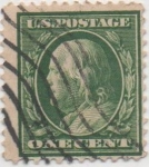 Stamps United States -  Y & T Nº 167a
