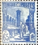 Stamps : Africa : Tunisia :  Intercambio 0,55 usd 60 cent. 1940