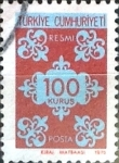 Stamps : Asia : Turkey :  Intercambio 0,20 usd 100 k. 1975