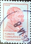 Stamps : Asia : Turkey :  Intercambio 0,20 usd  2,5 l. 1982