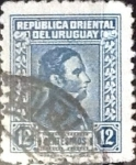 Sellos del Mundo : America : Uruguay : Intercambio 0,20 usd  12 cent. 1938