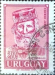 Sellos del Mundo : America : Uruguay : Intercambio 0,20 usd  20 p. 1970