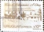 Sellos del Mundo : America : Uruguay : Intercambio 4,75 usd  10 p. 1996