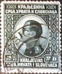 Stamps : Europe : Yugoslavia :  Intercambio 0,20 usd  2 d. 1924