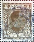 Sellos del Mundo : Europa : Yugoslavia : Intercambio 0,20 usd  50 p. 1926
