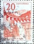 Sellos de Europa - Yugoslavia -  Intercambio 0,20 usd  20 d. 1959