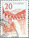 Stamps : Europe : Yugoslavia :  Intercambio 0,20 usd  20 d. 1959