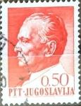 Sellos del Mundo : Europa : Yugoslavia : Intercambio 0,20 usd  50 p. 1968