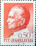Stamps : Europe : Yugoslavia :  Intercambio 0,20 usd  50 p. 1968