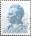 Sellos del Mundo : Europa : Yugoslavia : Intercambio 0,20 usd  2 d. 1974