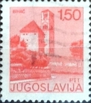 Stamps : Europe : Yugoslavia :  Intercambio 0,20 usd  1,50 d. 1976