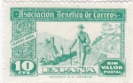 Stamps Spain -  Huerfanos Correos (1)