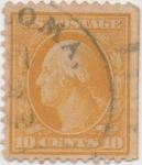 Stamps United States -  Y & T Nº 174