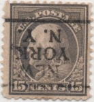 Stamps United States -  Y & T Nº 190