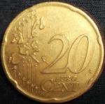 monedas del Mundo : Europa : Alemania :  2002 (Anverso)