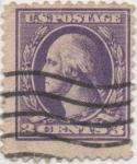 Sellos de America - Estados Unidos -  Y & T Nº 201